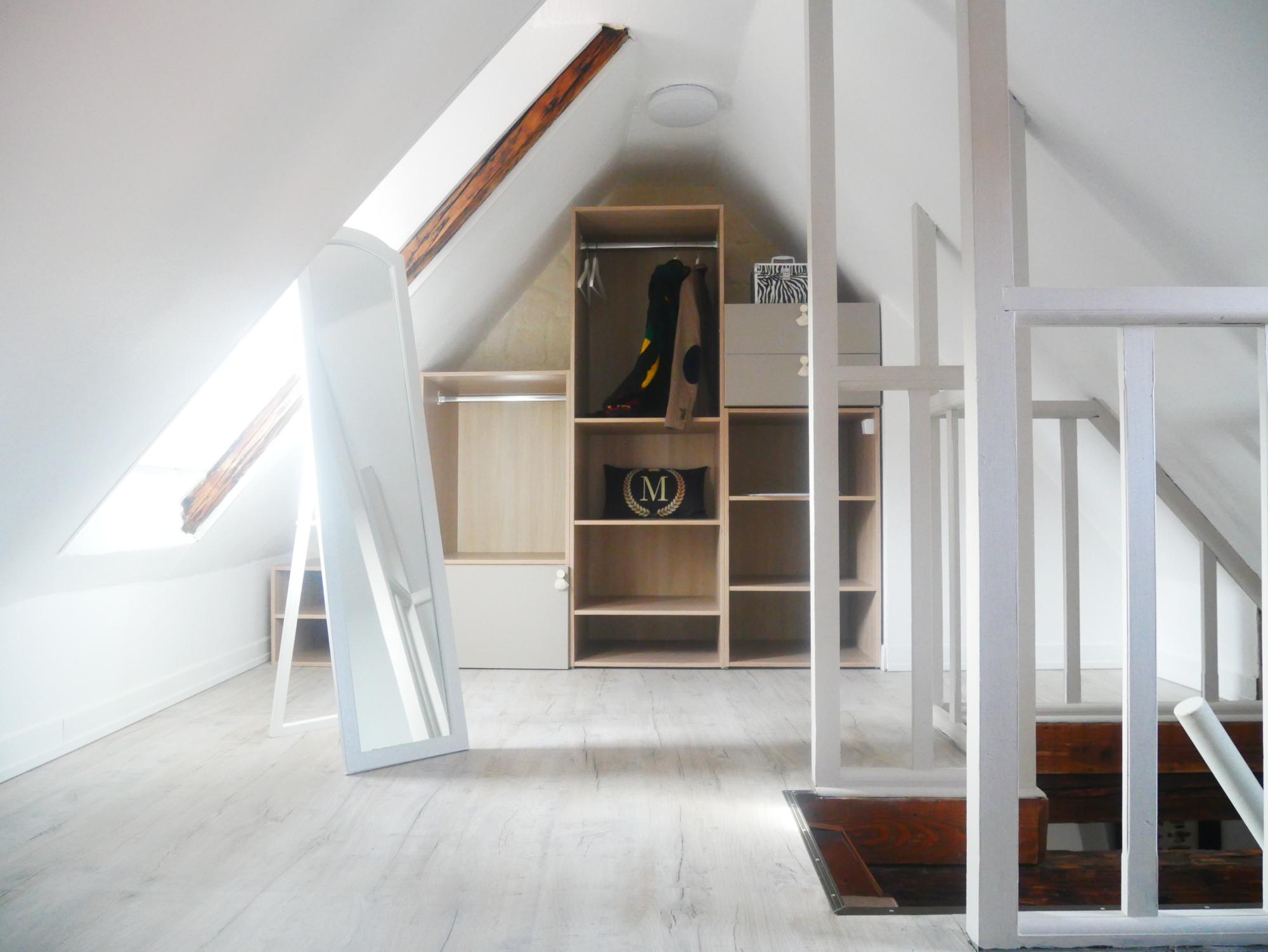 [Vénus] 3 pièces meublé en duplex - Hypercentre / rue des Juifs - nos locations - Beausite Immobilier 6
