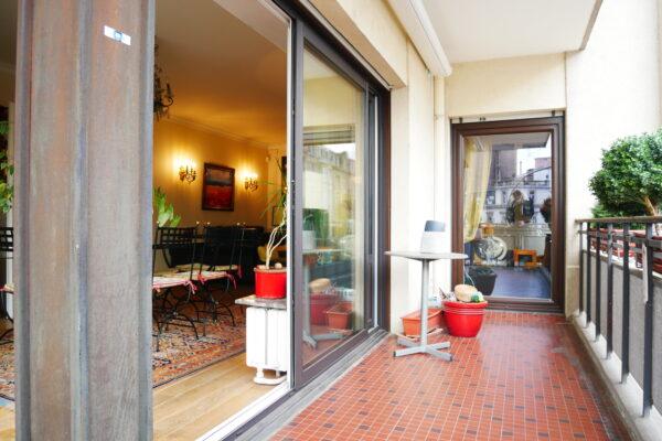 [Golby] Un superbe appartement d'angle à l'Orangerie / Place Golbery