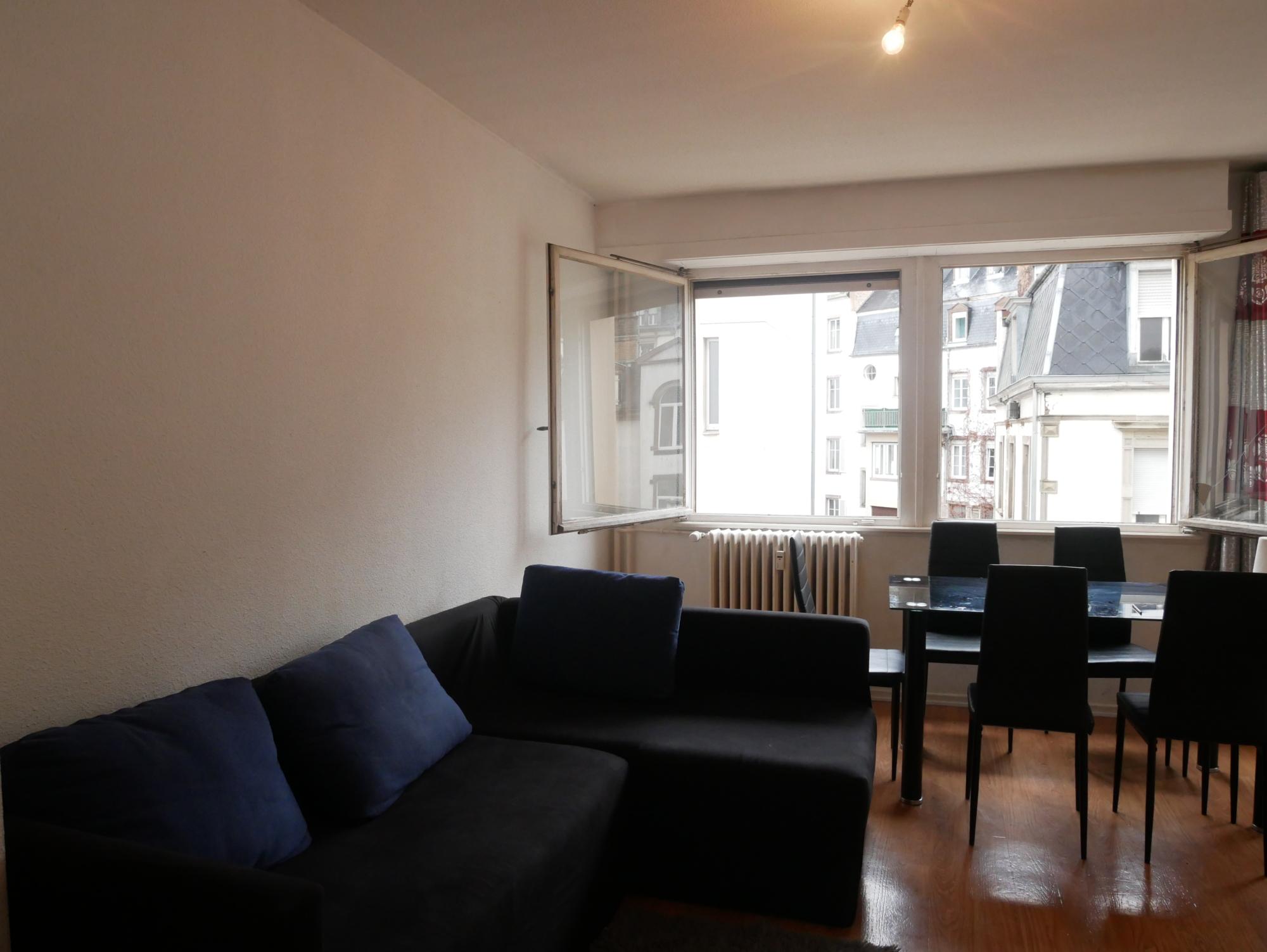 [Etoile] Un appartement avec travaux au coeur de l'Orangerie - Place Golbéry / rue Fischart - nos ventes - Beausite Immobilier 2