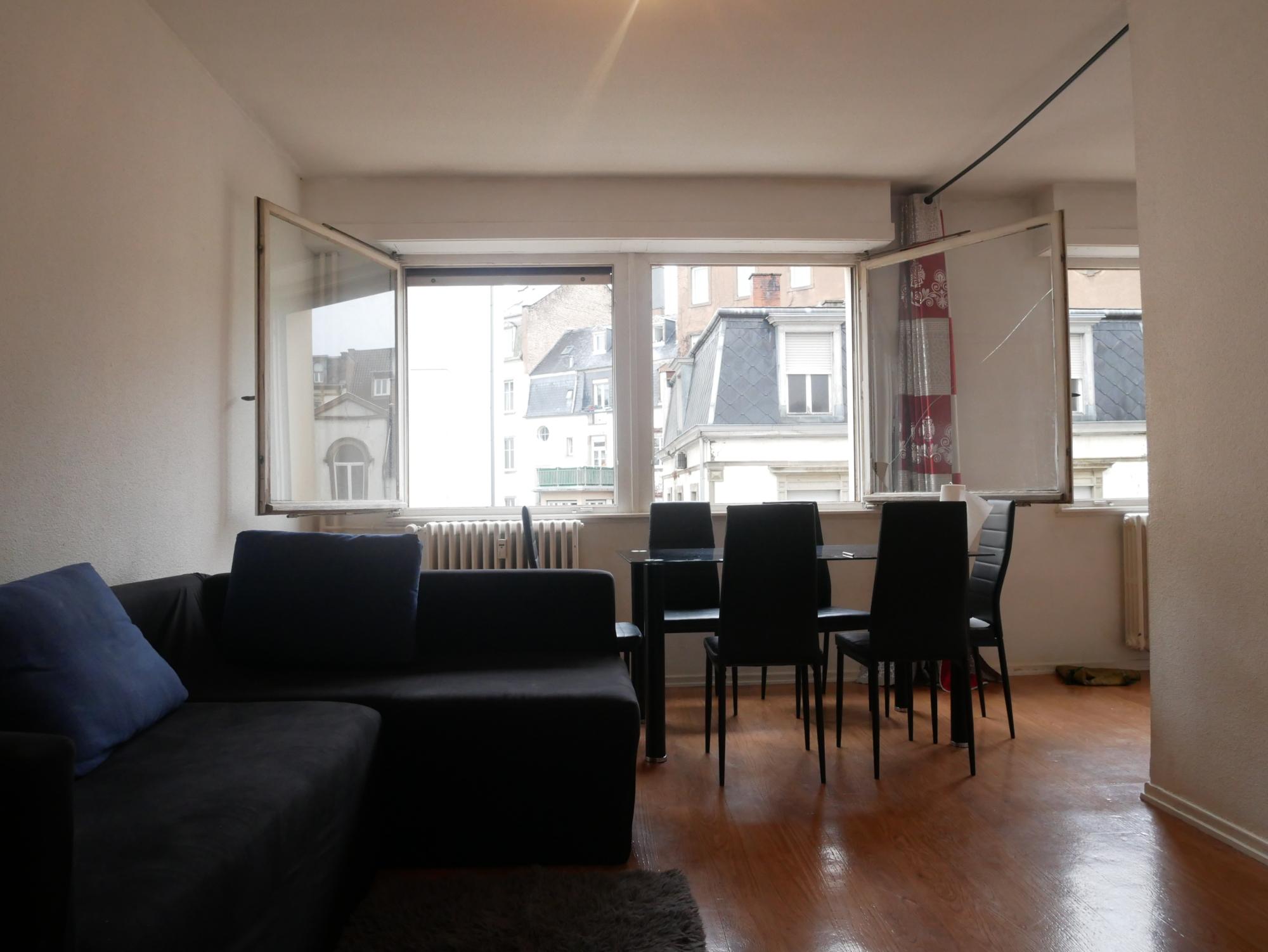 [Etoile] Un appartement avec travaux au coeur de l'Orangerie - Place Golbéry / rue Fischart - nos ventes - Beausite Immobilier 1