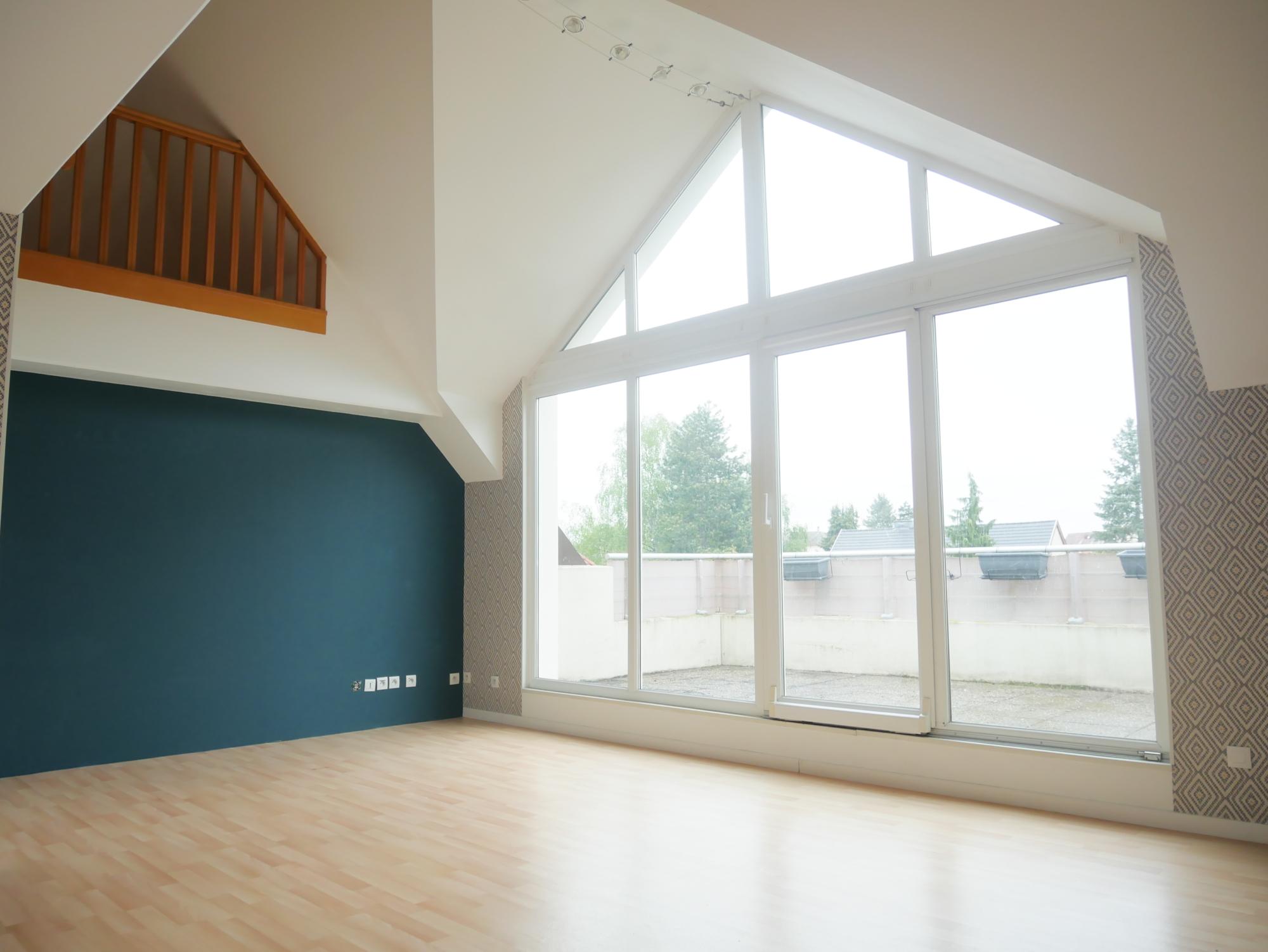 [Lumière] Lumineux 3 pièces en duplex - Stockfeld / rue de la Faisanderie - nos locations - Beausite Immobilier 1