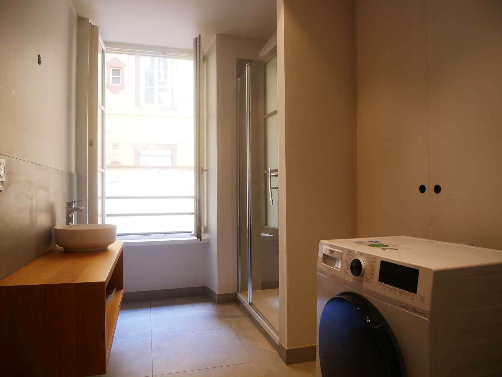 [Grand Dragon] Un superbe 4 pièces refait à neuf - Petite France / rue du Dragon - nos locations - Beausite Immobilier 7