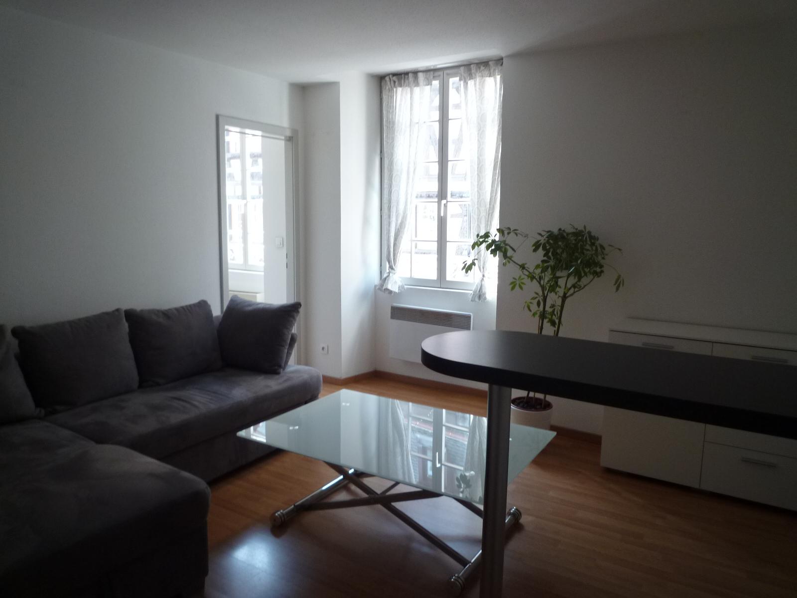 [Canon] 2 pièces meublé - Krutenau / rue d'Austerlitz - nos locations - Beausite Immobilier 1