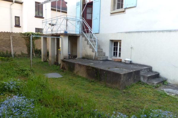 VENDUE Charmante maison 5/6P Robertsau