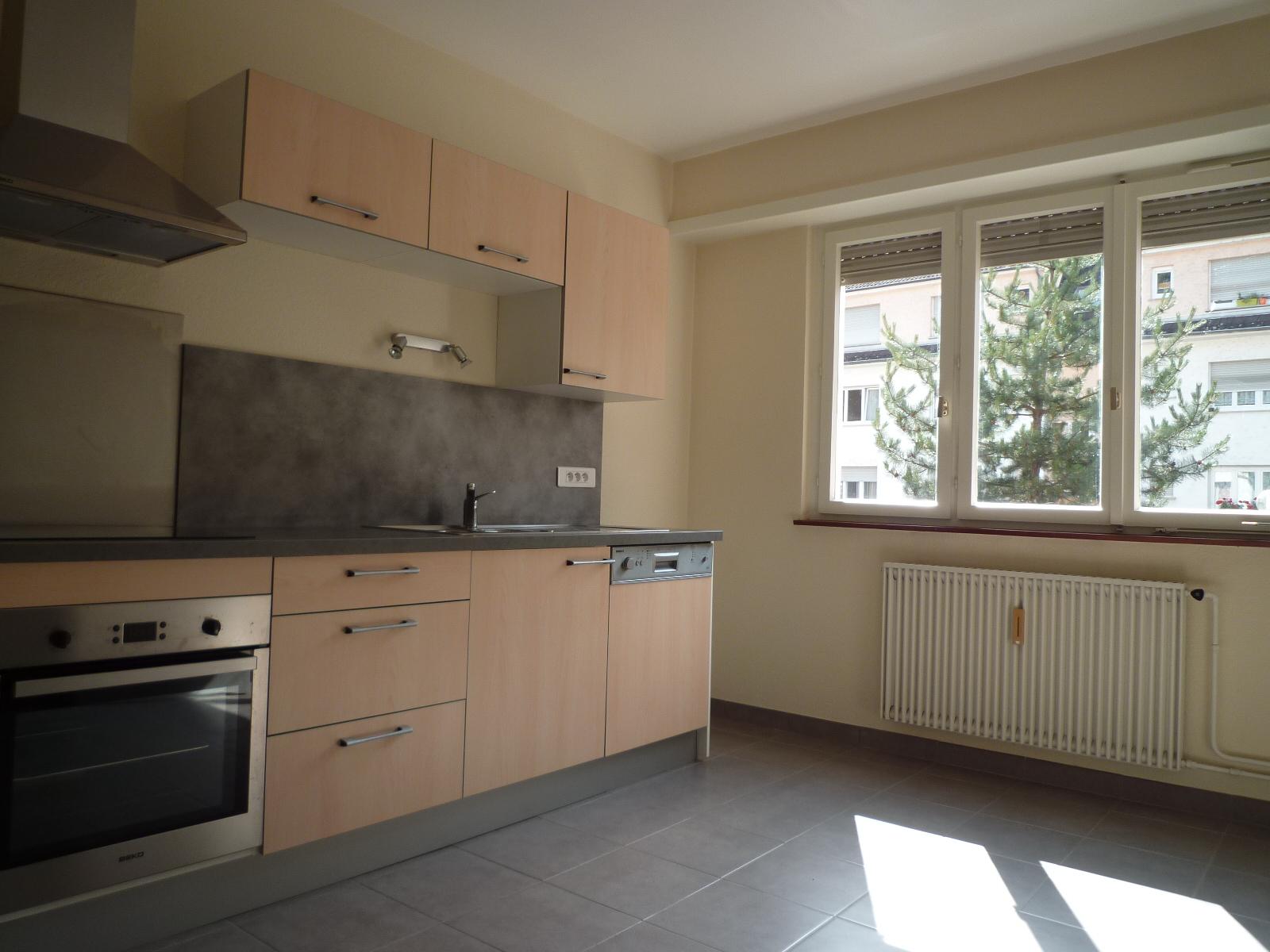 [Jungle] Beau 3 pièces avec balcon - Meinau / rue du Rhin Tortu - nos locations - Beausite Immobilier 2