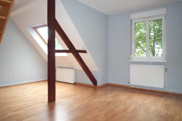 [Mary] Agréable 3 pièces en duplex – Cronenbourg / Rte de Mittelhausbergen