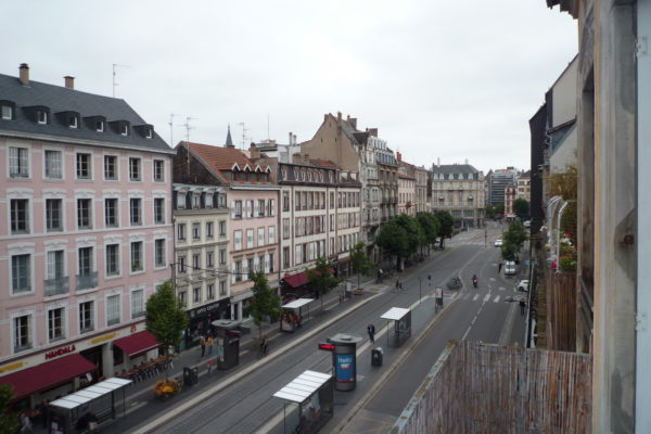 Lumineux 2P avec balcon - Halles/rue du Faubourg de Saverne