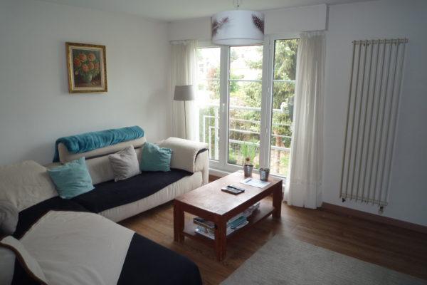 Appartement charmant - 3/4P avec terrasse, garage et cave