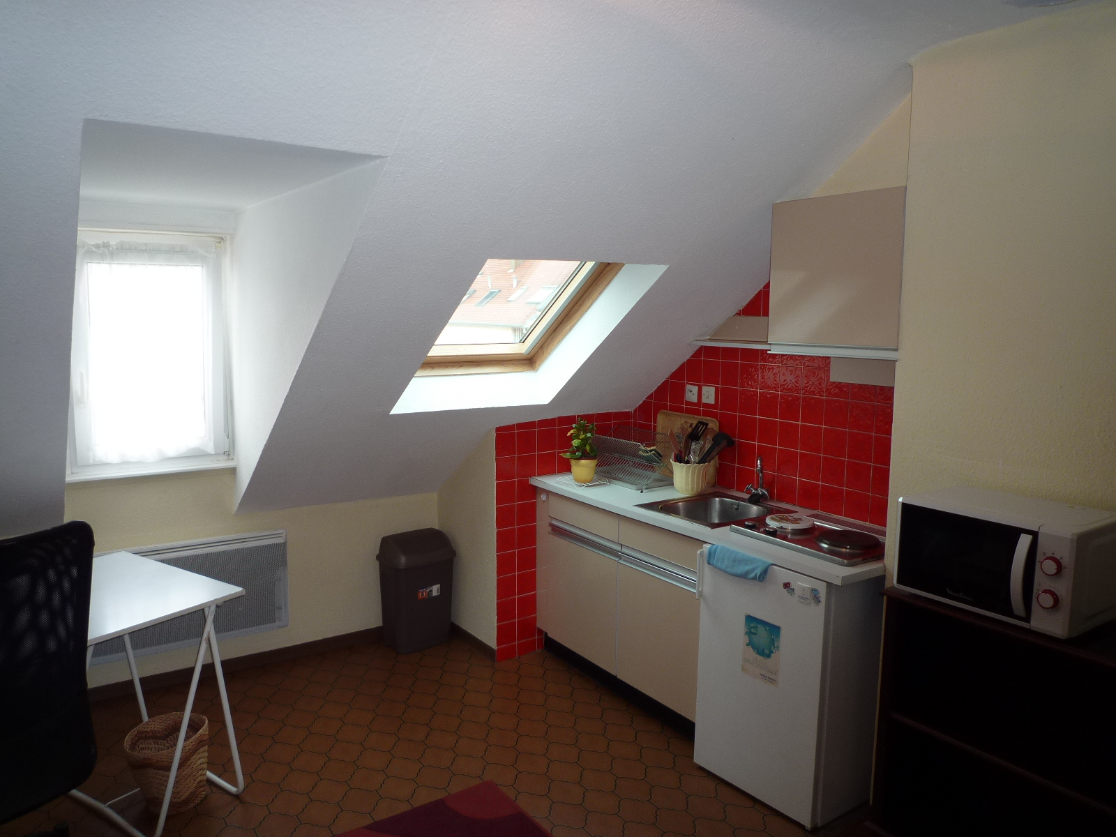 [Roland] Beau studio meublé - Lycée Kléber / rue du Haut-Barr - nos locations - Beausite Immobilier 1
