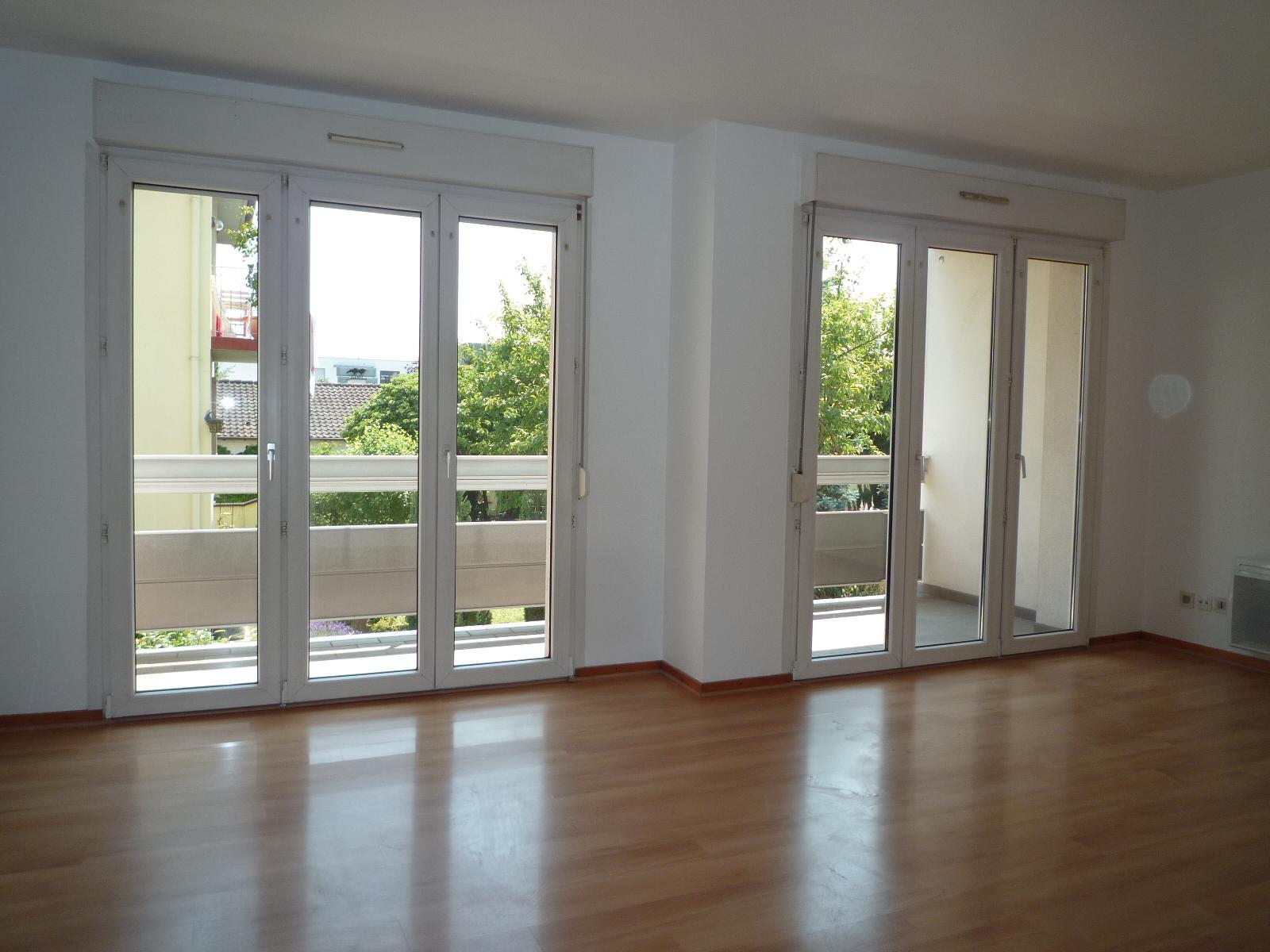 [Soleil] Beau 3 pièces avec terrasse et garage - Illkirch - nos locations - Beausite Immobilier 1