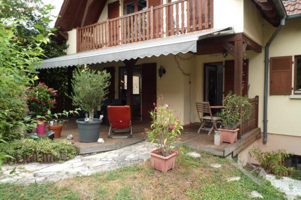 Très belle maison avec jardin, garage - Kolbsheim