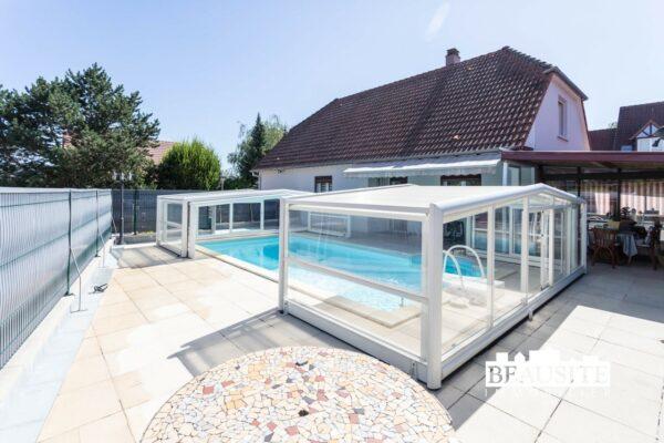 [Travel] Superbe maison avec piscine - Mundolsheim!
