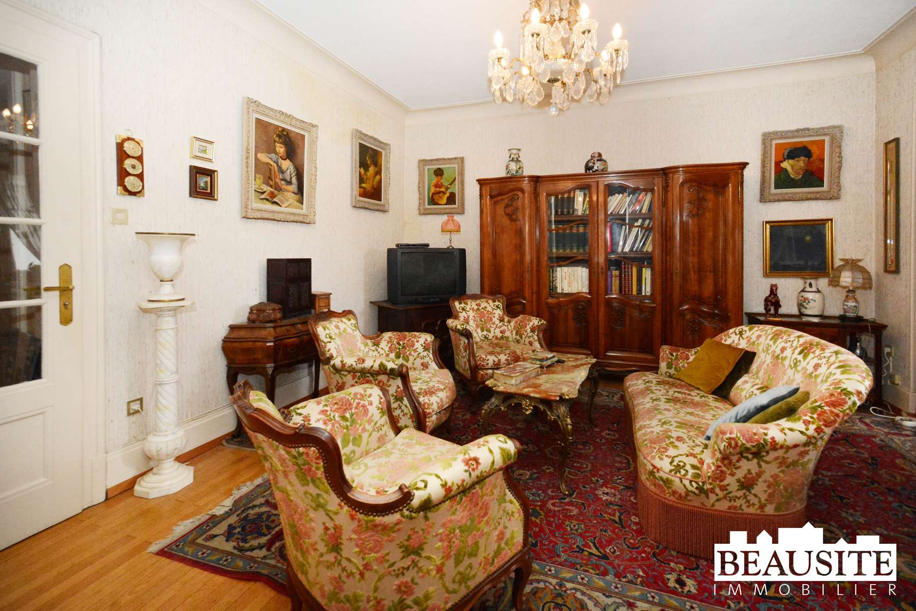 [La Duchesse] Un appartement royal dans un immeuble de caractère - Schiltigheim / Malteries - nos ventes - Beausite Immobilier 2