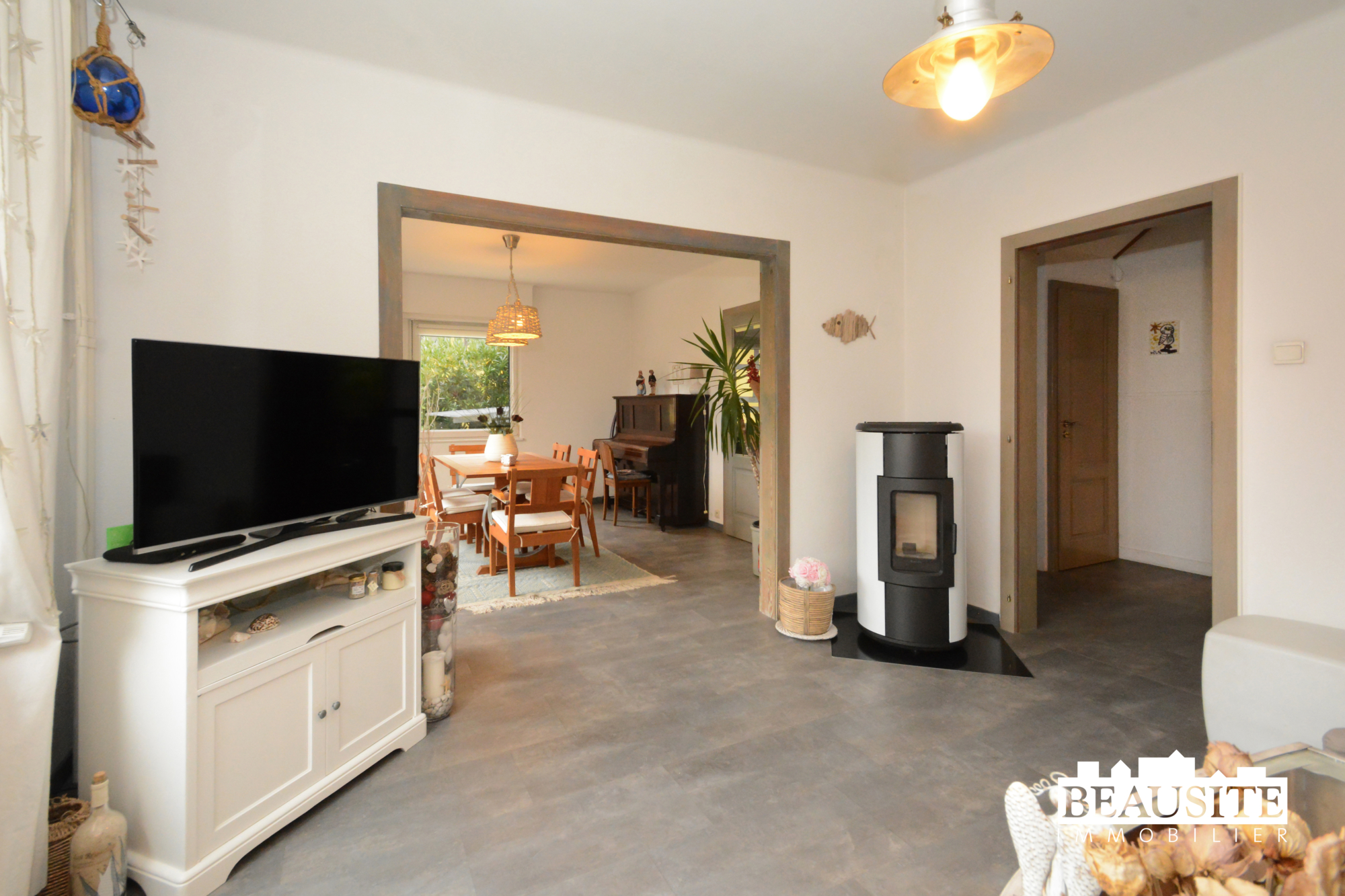 [Haddock] Une superbe maison avec piscine en plein cœur du village - Weyersheim - nos ventes - Beausite Immobilier 1