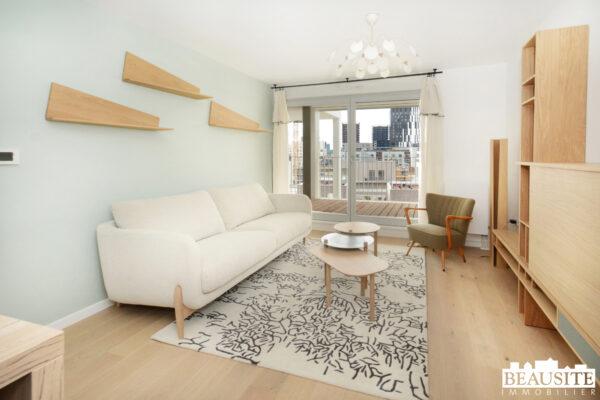 "[Yoga] Splendide 4 pièces meublé, en duplex, avec terrasses - Neudorf / Écoquartier ""Danube"""