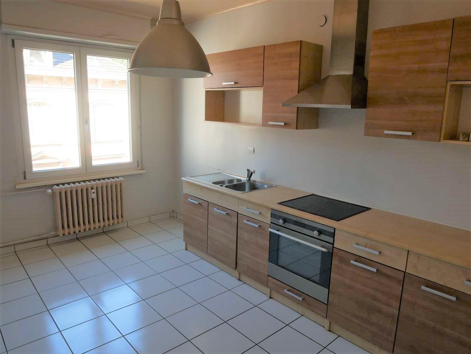 [Shiny] Lumineux 2 pièces avec balcon - Halles / rue de Bouxwiller - nos locations - Beausite Immobilier 3