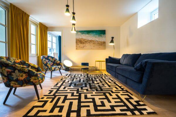 [Atypique] Splendide 2 pièces meublé avec terrasse – Petite France / quai Turckheim