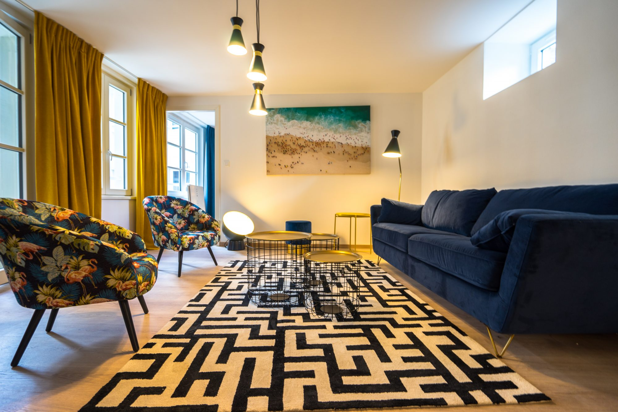 [Atypique] Splendide 2 pièces meublé avec terrasse – Petite France / quai Turckheim - nos locations - Beausite Immobilier 1