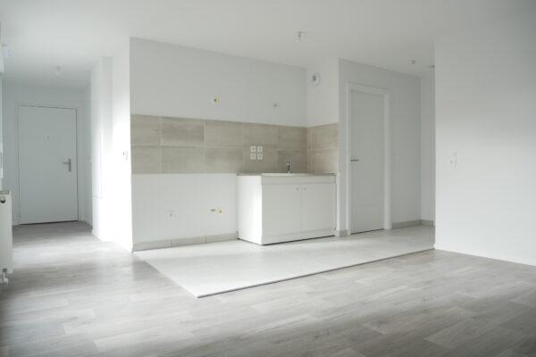VENDU - [Bisch'] Appartement NEUF 2 pièces avec terrasse et parking - Schiltigheim / Médiathèque