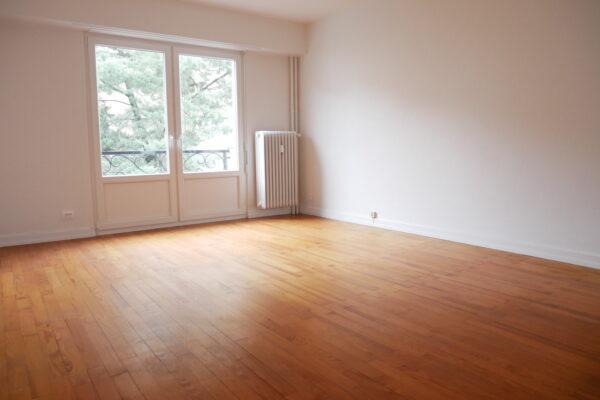 Lumineux appartement 3 pièces avec balcon - Strasbourg / Neudorf