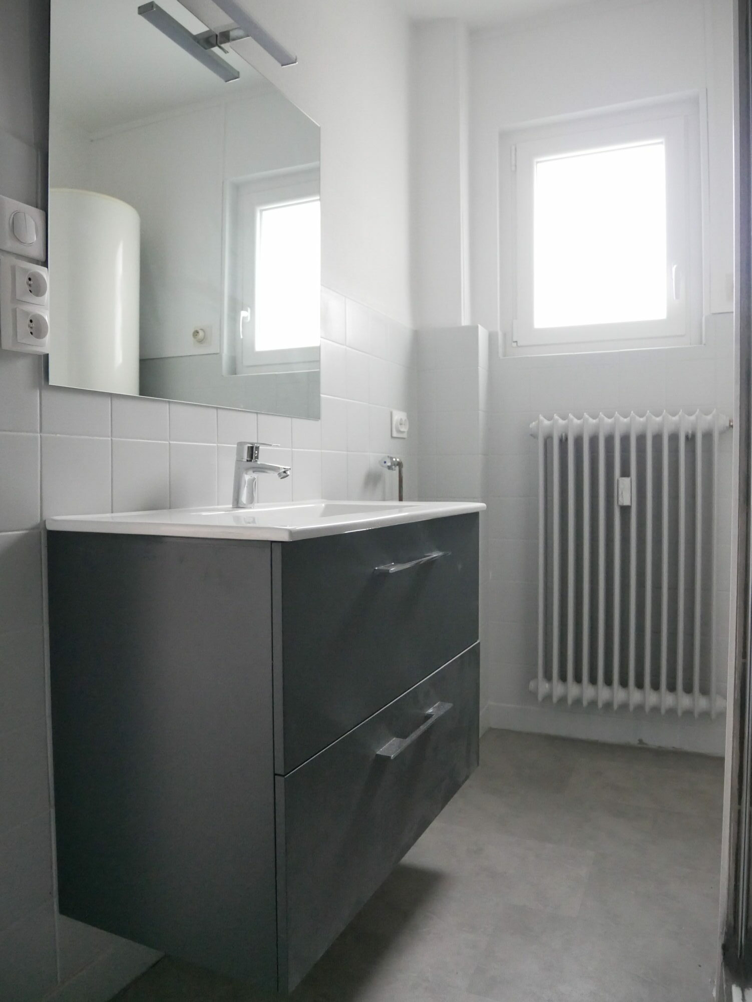 Lumineux appartement 3 pièces avec balcon - Strasbourg / Neudorf - nos ventes - Beausite Immobilier 7