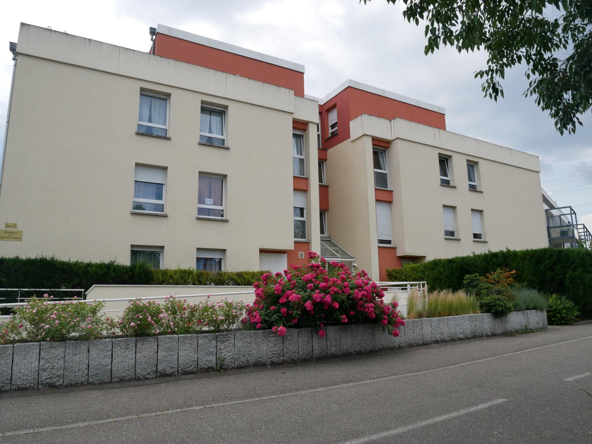 [Fresh] Lumineux 3 pièces avec balcon et parking - Souffelweyersheim - nos ventes - Beausite Immobilier 12