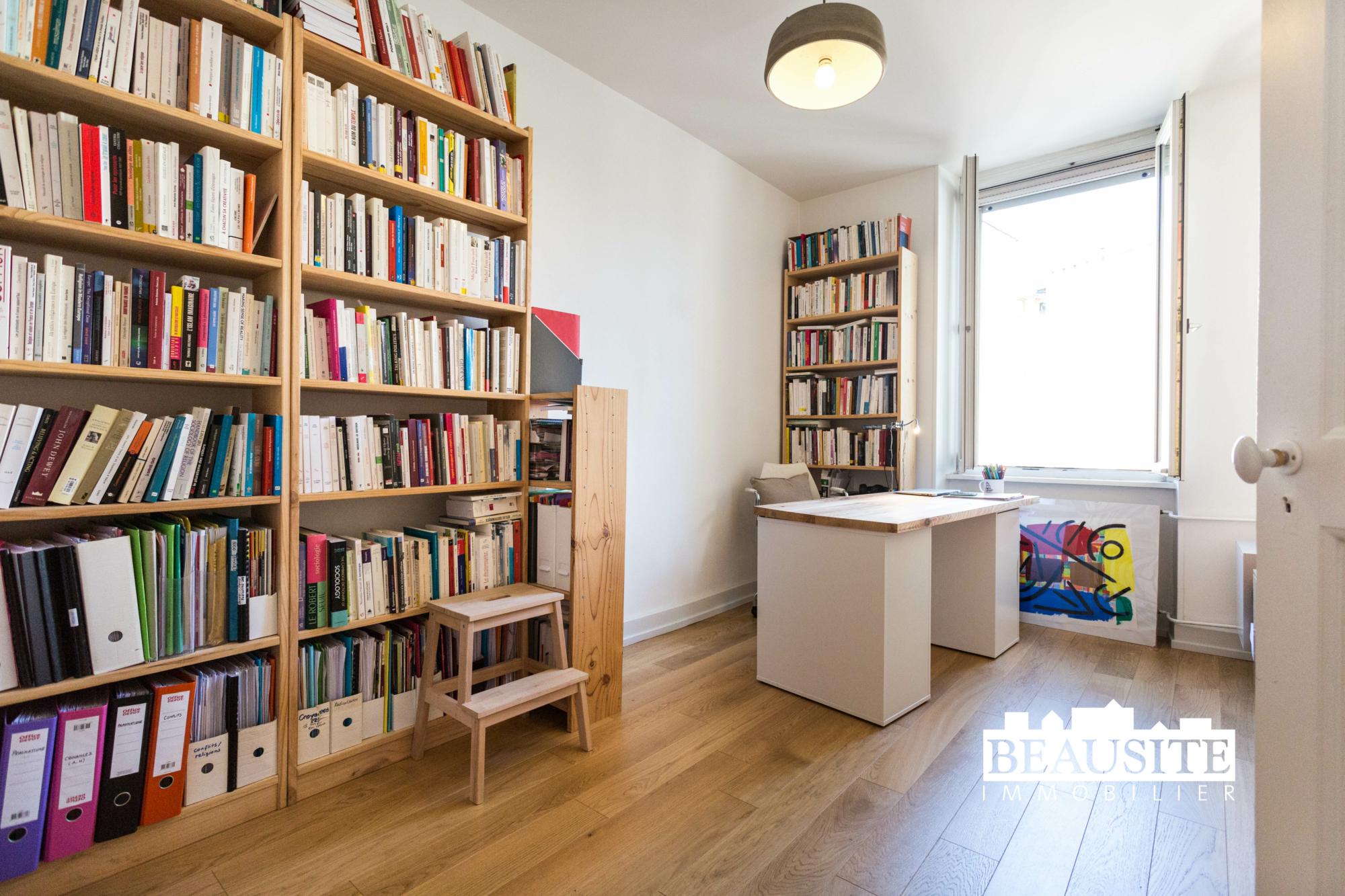 [Sobremesa] L'appartement 5 pièces chaleureux et convivial - Strasbourg / Boulevard du Président Poincaré - nos ventes - Beausite Immobilier 13