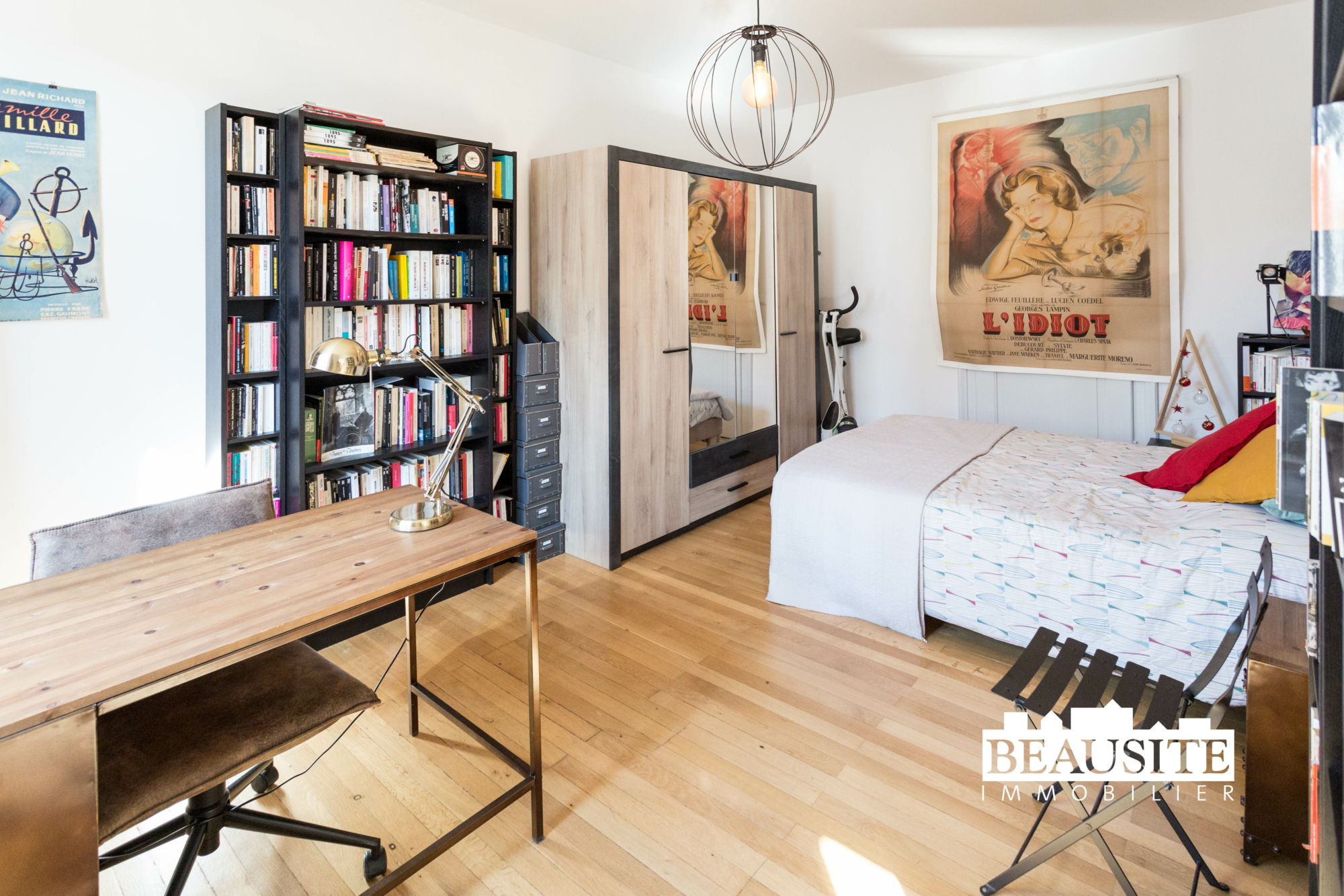 [Sobremesa] L'appartement 5 pièces chaleureux et convivial - Strasbourg / Boulevard du Président Poincaré - nos ventes - Beausite Immobilier 11