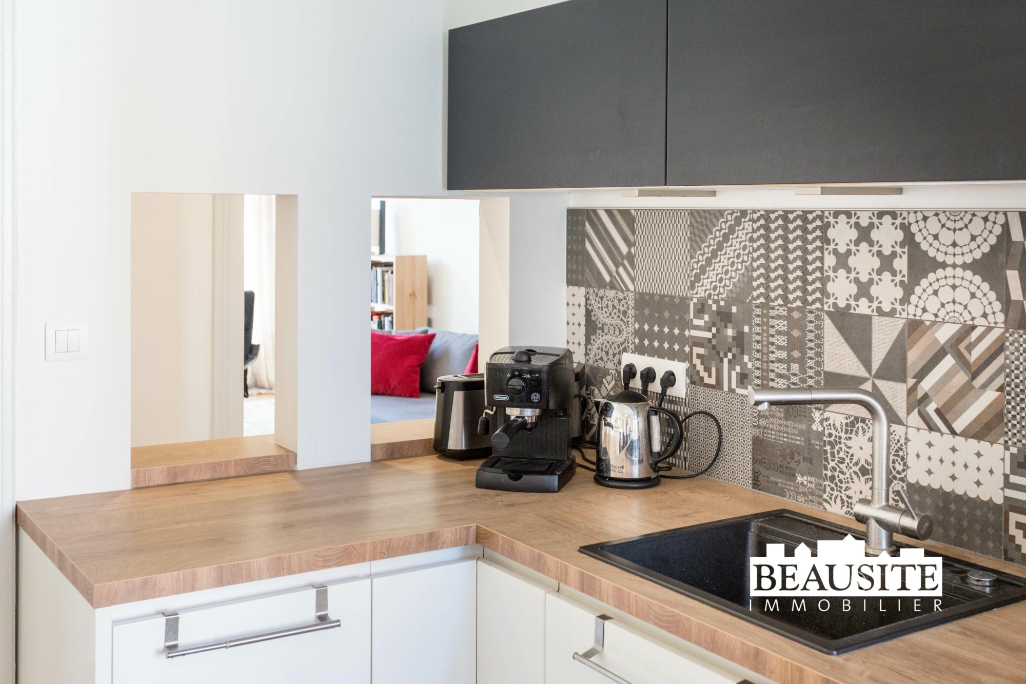 [Sobremesa] L'appartement 5 pièces chaleureux et convivial - Strasbourg / Boulevard du Président Poincaré - nos ventes - Beausite Immobilier 7