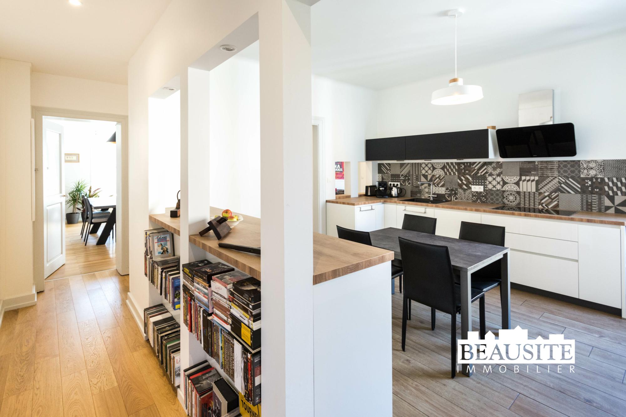 [Sobremesa] L'appartement 5 pièces chaleureux et convivial - Strasbourg / Boulevard du Président Poincaré - nos ventes - Beausite Immobilier 6