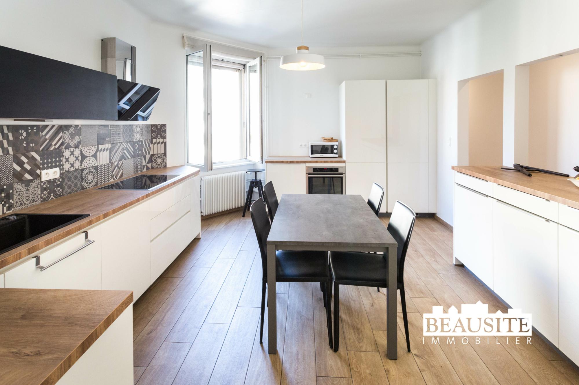 [Sobremesa] L'appartement 5 pièces chaleureux et convivial - Strasbourg / Boulevard du Président Poincaré - nos ventes - Beausite Immobilier 5