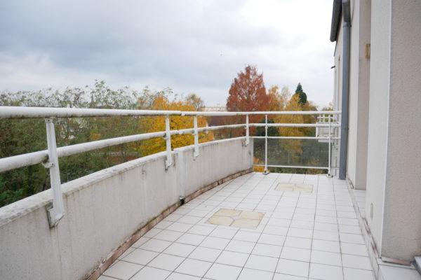 Charmant 3 pièces avec balcon et deux parkings - Illkirch / Île de la Niederbourg