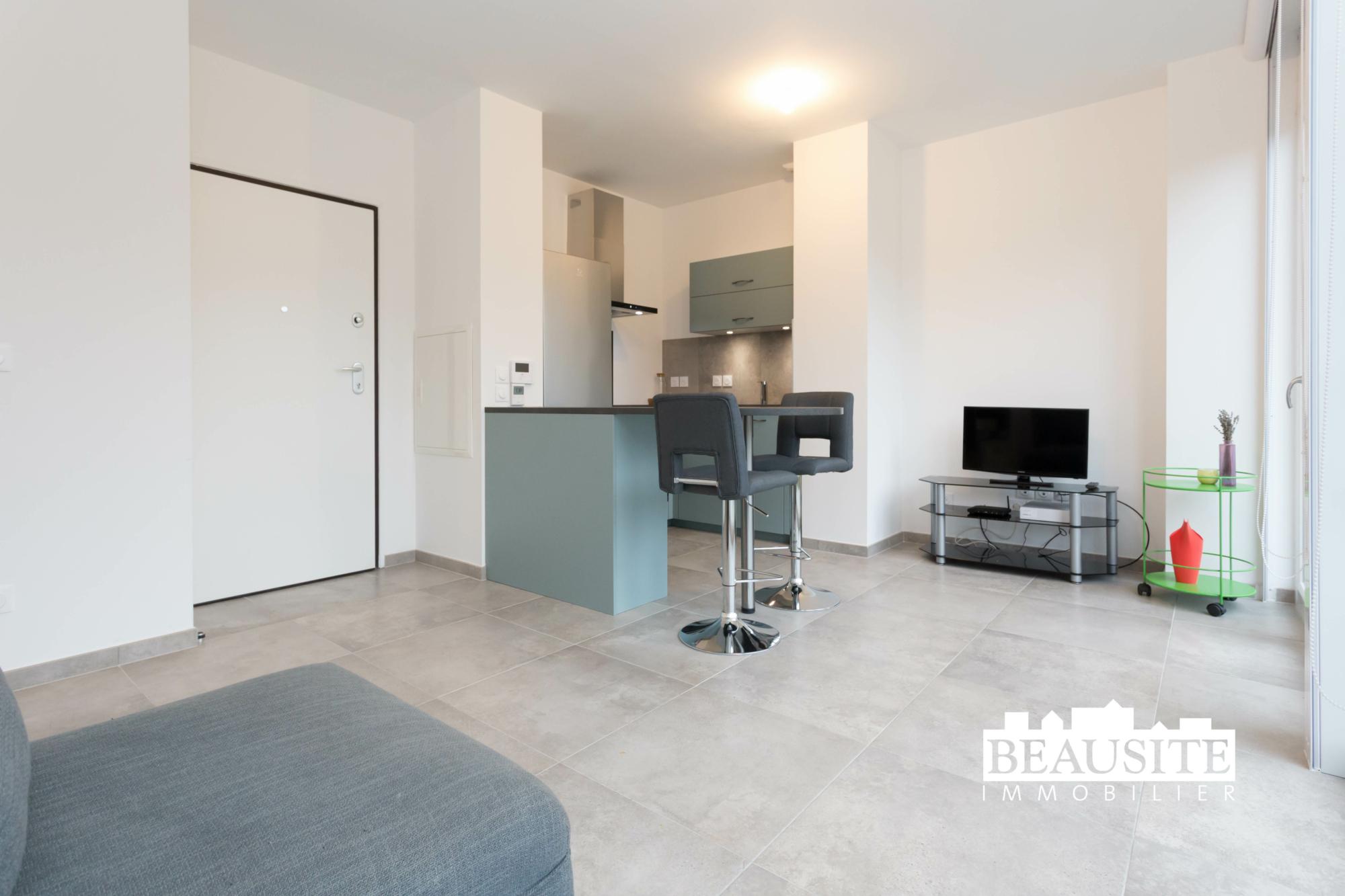 [Green] Appartement avec jardin au coeur de la Krutenau / rue Fritz Kiener - nos ventes - Beausite Immobilier 2