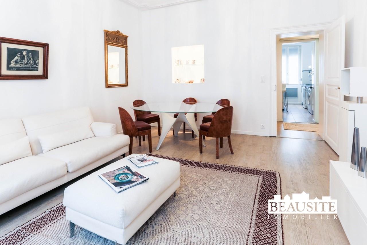 [Archie] Superbe 3 pièces avec balcon, entièrement rénové - Orangerie / rue Wimpheling - nos ventes - Beausite Immobilier 3