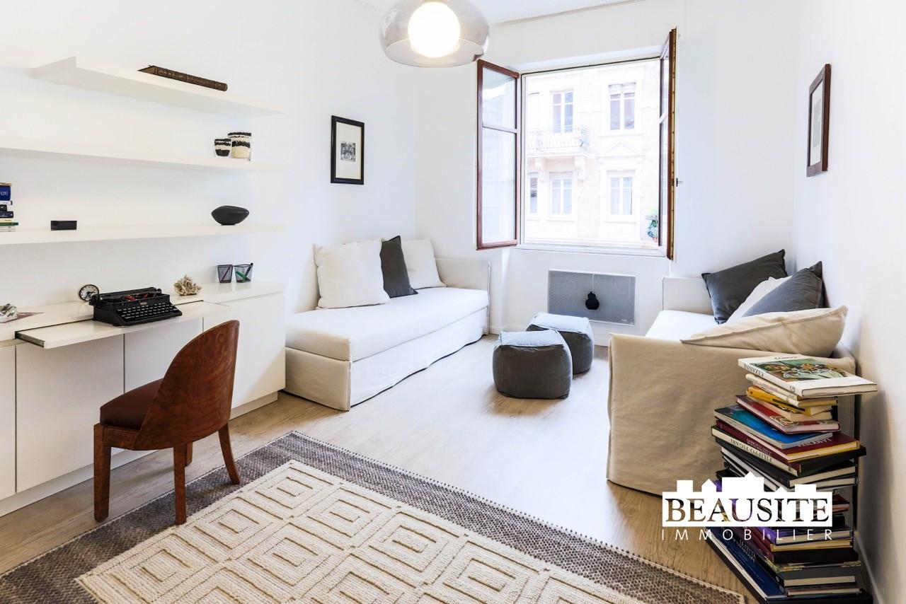 [Archie] Superbe 3 pièces avec balcon, entièrement rénové - Orangerie / rue Wimpheling - nos ventes - Beausite Immobilier 6