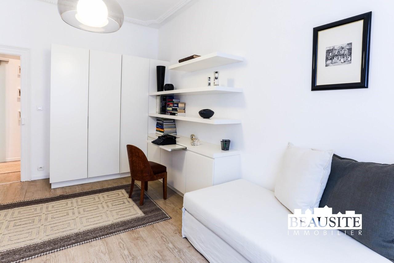 [Archie] Superbe 3 pièces avec balcon, entièrement rénové - Orangerie / rue Wimpheling - nos ventes - Beausite Immobilier 7