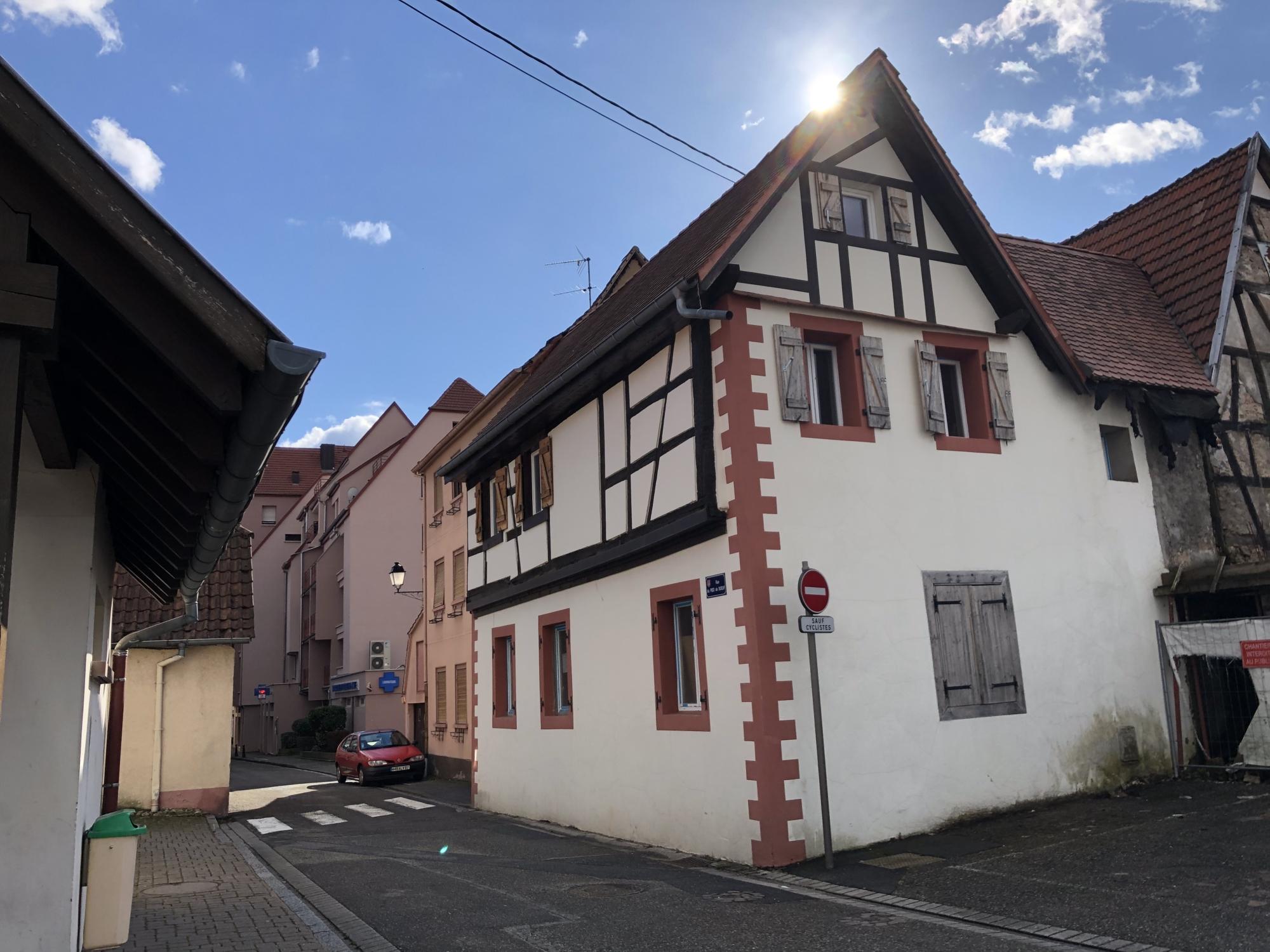 [Rénov] Maison de ville à rénover - Wissembourg - nos ventes - Beausite Immobilier 1