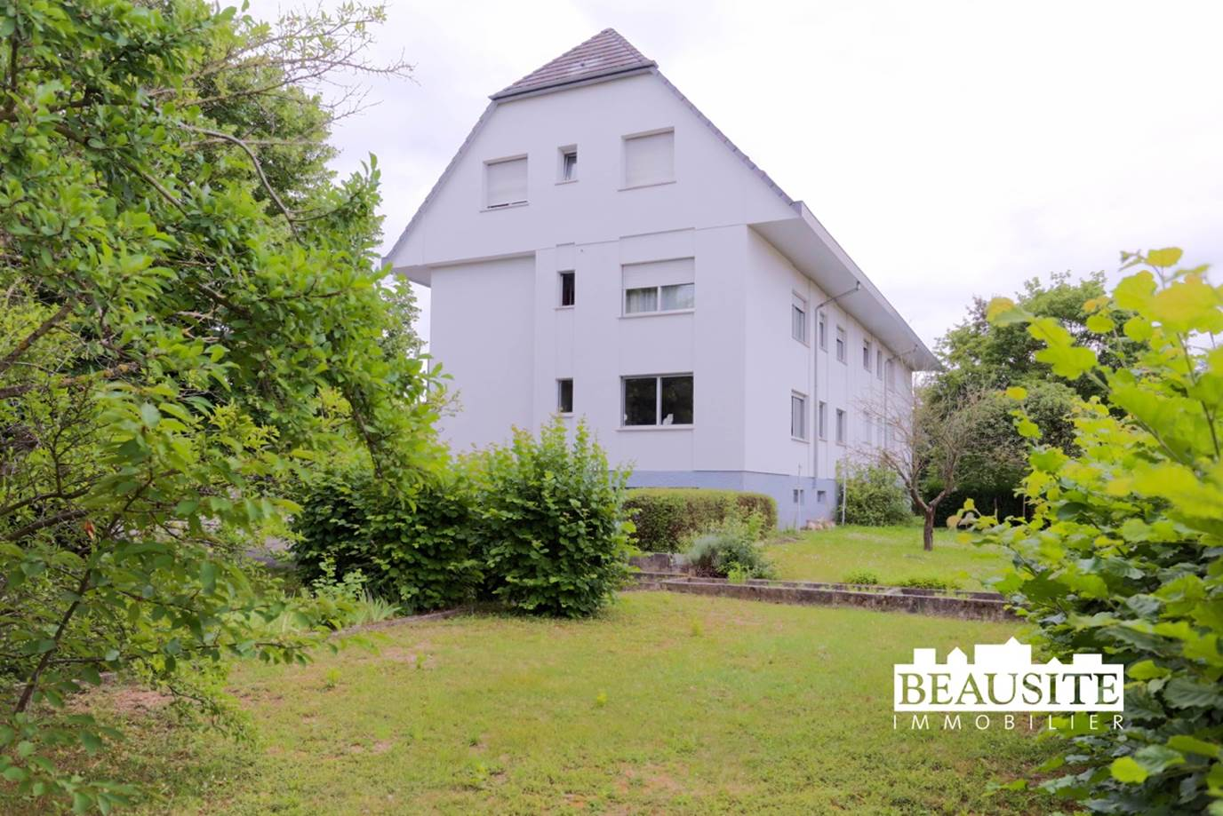 [Anna] Un superbe et vaste 4 pièces dans un cadre verdoyant - Ittenheim / Kochersberg - nos ventes - Beausite Immobilier 13