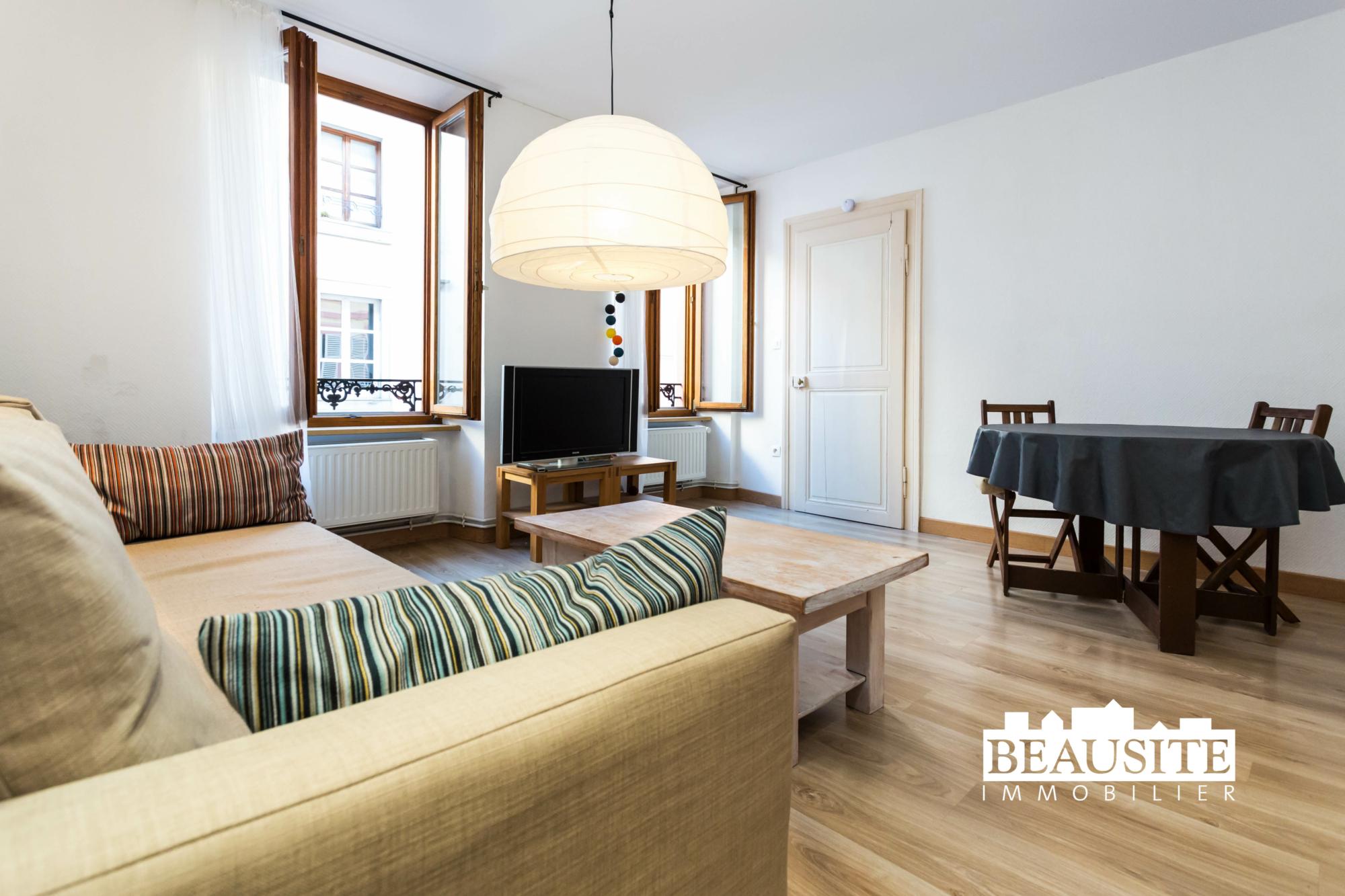 [Mick] Un lumineux appartement aux prestations de qualité - Gare / rue des Païens - nos ventes - Beausite Immobilier 2