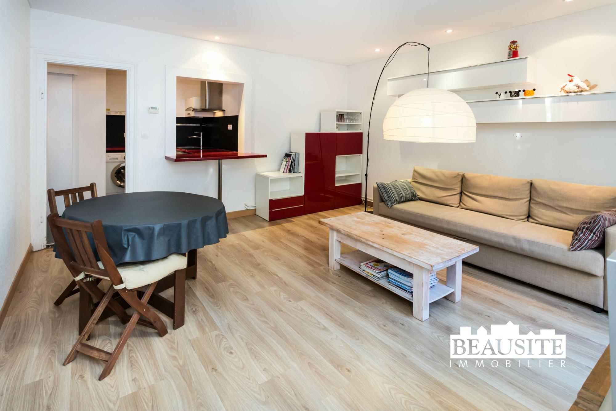 [Mick] Un lumineux appartement aux prestations de qualité - Gare / rue des Païens - nos ventes - Beausite Immobilier 4