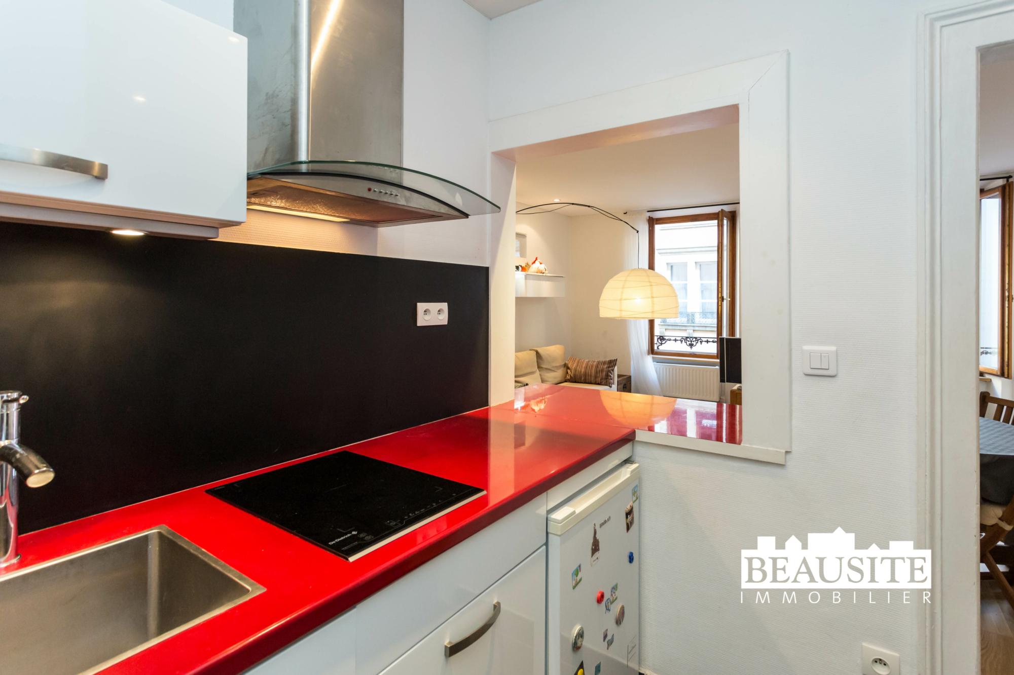 [Mick] Un lumineux appartement aux prestations de qualité - Gare / rue des Païens - nos ventes - Beausite Immobilier 6