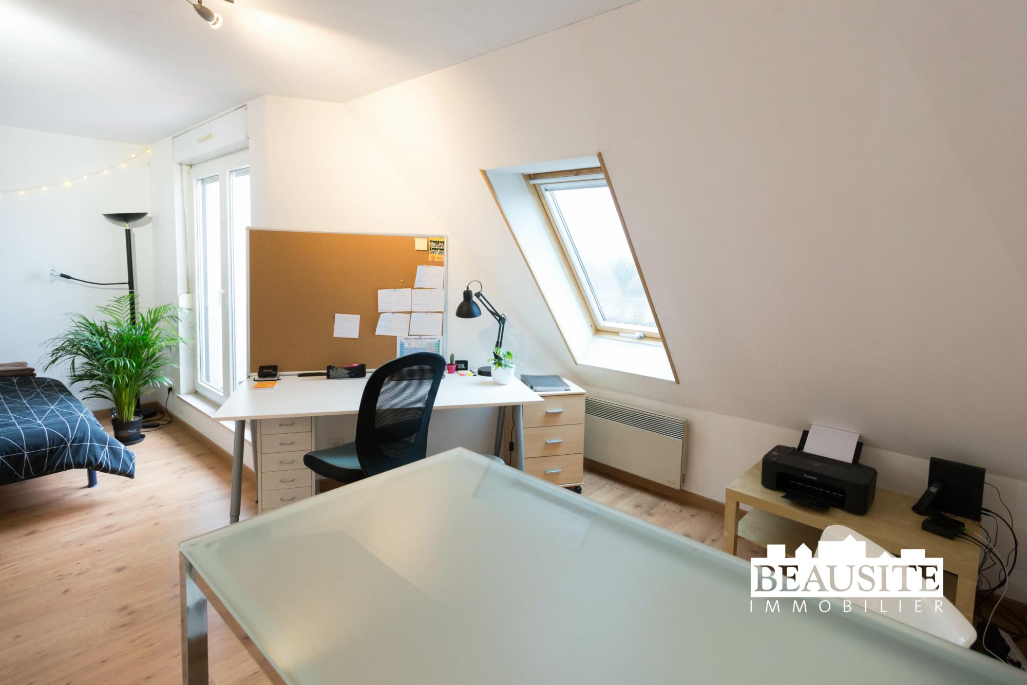 [Everest] Un studio au top en face du Lycée Kléber ! - nos ventes - Beausite Immobilier 5