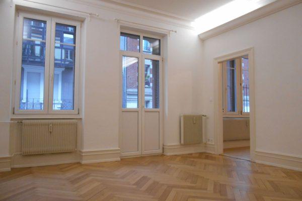 Superbe 4P avec balcon - Prox. av Vosges/Tribunal