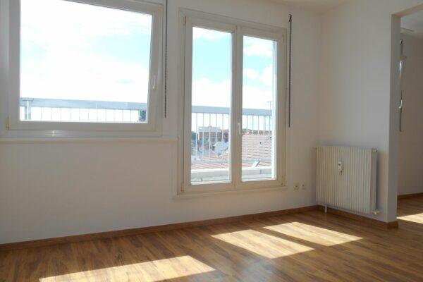 [Observatoire] Spacieux 1 pièce avec balcon et pkg / Neudorf - rue St-Erhard