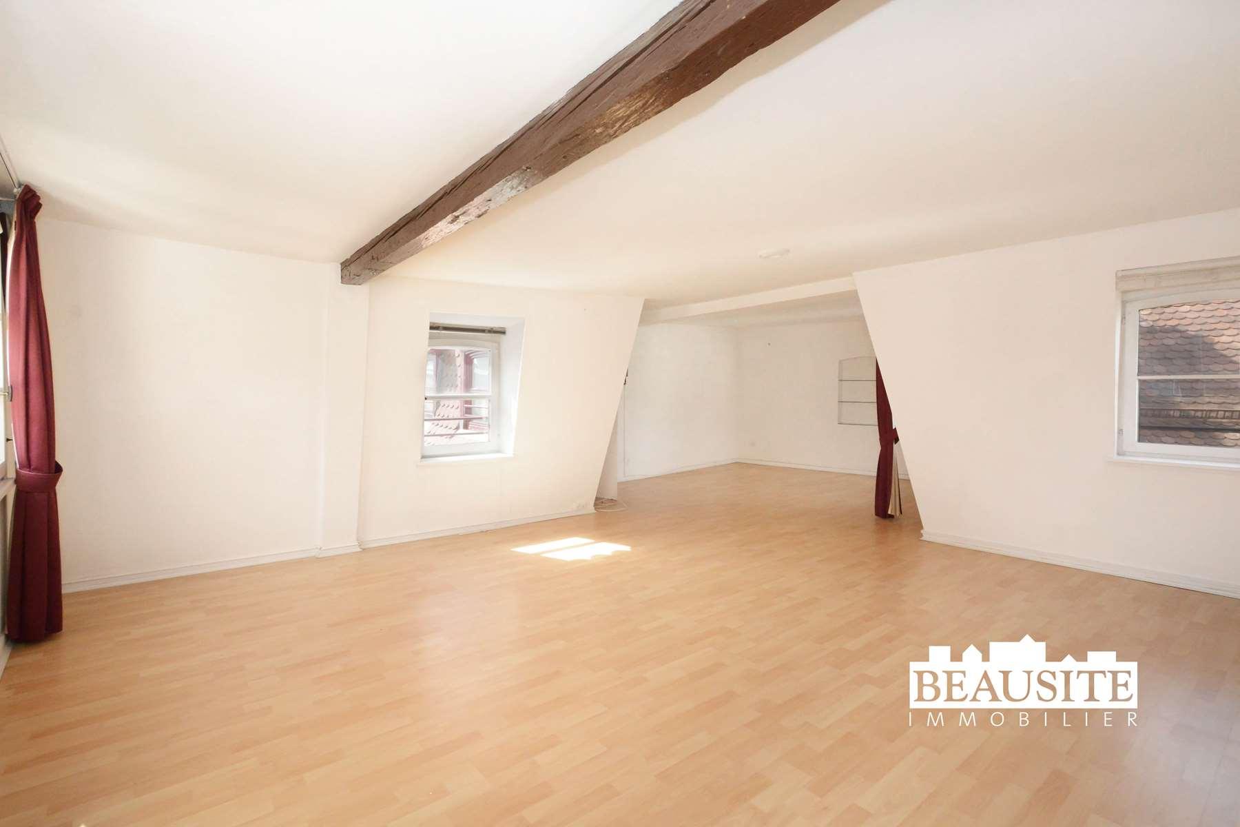 [Gold] Un appartement lumineux avec vue sur la Cathédrale - Strasbourg Centre - nos ventes - Beausite Immobilier 2