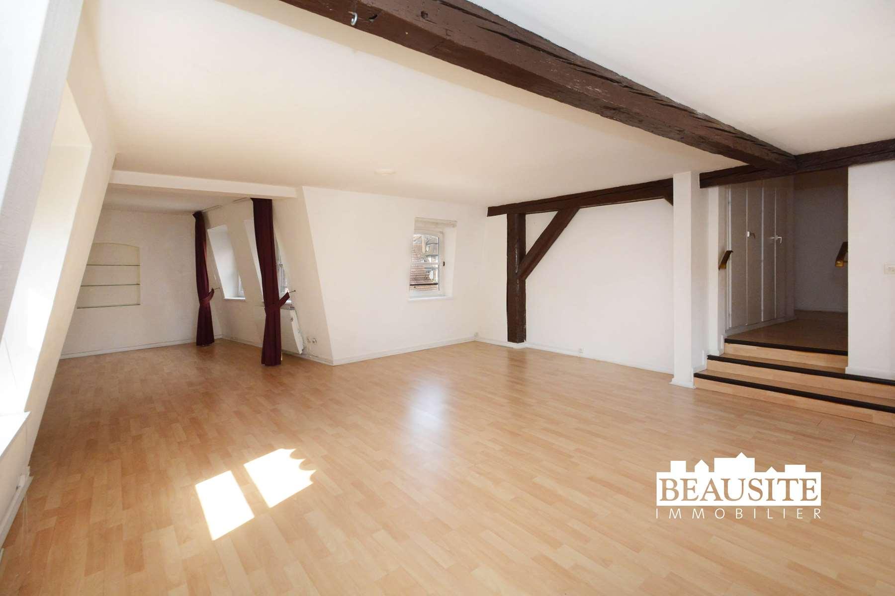 [Gold] Un appartement lumineux avec vue sur la Cathédrale - Strasbourg Centre - nos ventes - Beausite Immobilier 3