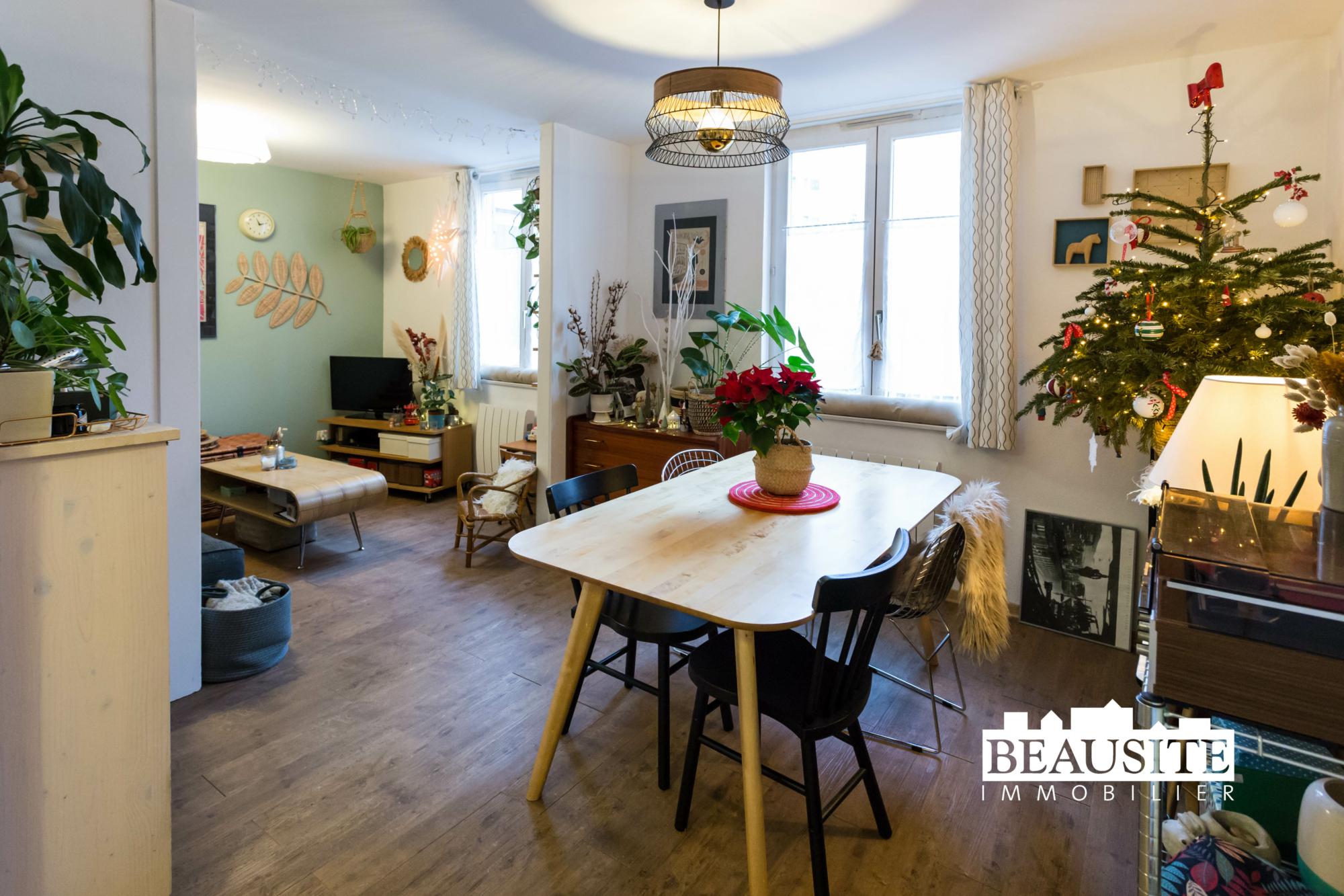 [Eliott] Un appartement coquet au cachet fou - Krutenau / rue de la Krutenau - nos ventes - Beausite Immobilier 1