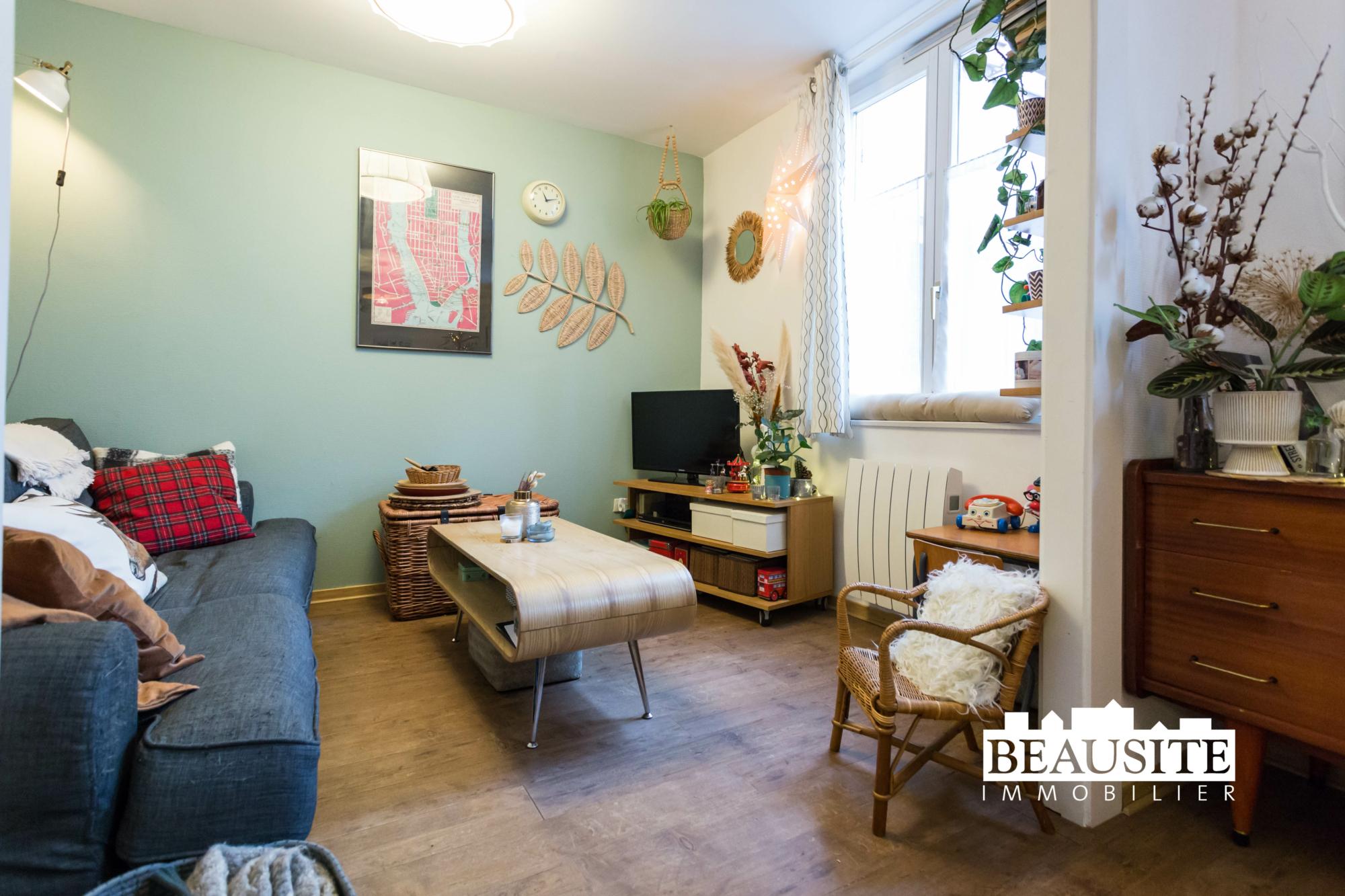 [Eliott] Un appartement coquet au cachet fou - Krutenau / rue de la Krutenau - nos ventes - Beausite Immobilier 2