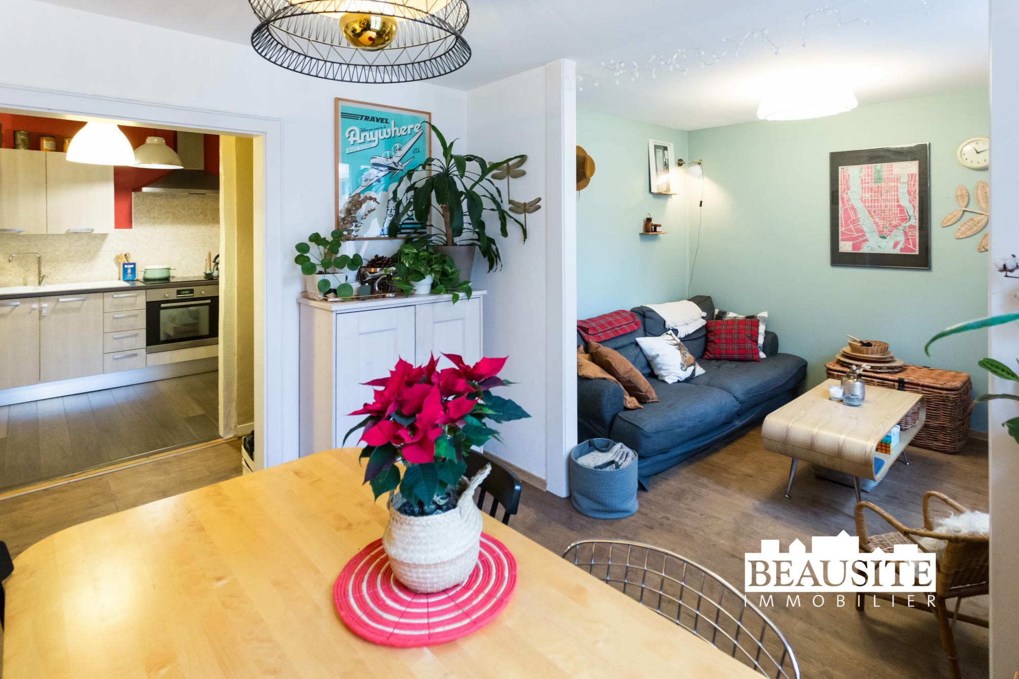 [Eliott] Un appartement coquet au cachet fou - Krutenau / rue de la Krutenau - nos ventes - Beausite Immobilier 3
