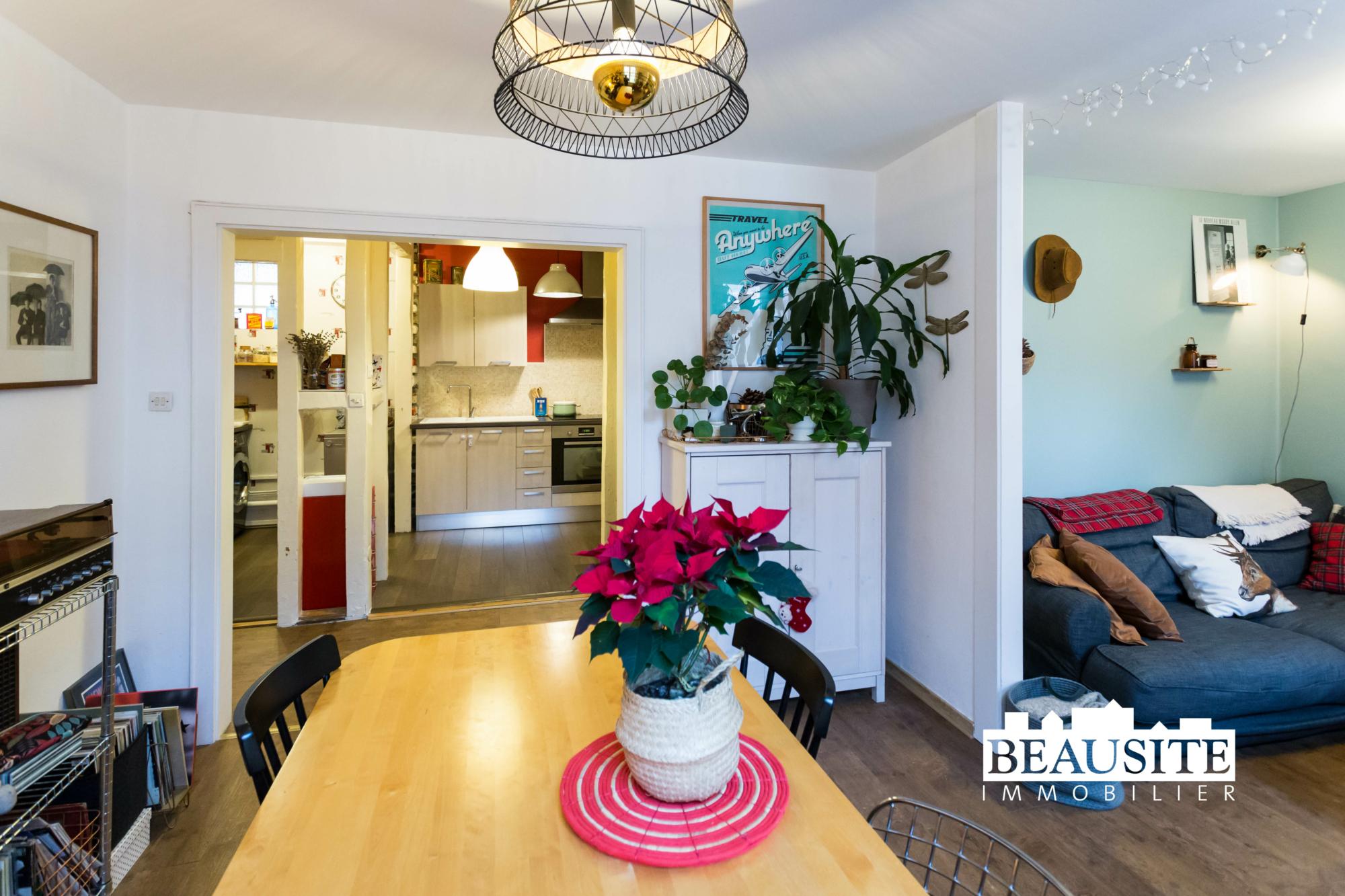 [Eliott] Un appartement coquet au cachet fou - Krutenau / rue de la Krutenau - nos ventes - Beausite Immobilier 4